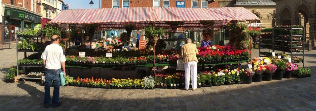Byram Nurseries Plant Stall